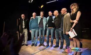 """IMPORTANTE RICONOSCIMENTO ALLA COMPAGNIA TEATRALE """"LARIBALTA"""", DI NOVARA"""